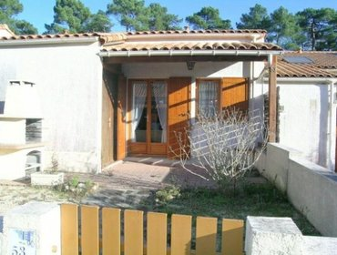 Апартаменты Rental Villa LA PALMYRE - LES MAISONS DU LAC - La Palmyre, 3 bedrooms, 6 persons