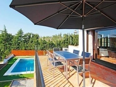 Апартаменты Rental Villa Mas Nou 01 - Platja d'Aro, 4 bedrooms, 8 persons