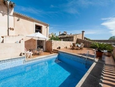 Апартаменты Rental Villa MONTSERRAT - Sencelles, 3 bedrooms, 6 persons