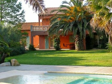 Апартаменты Rental Villa Jas d'Alexis - Saint-Tropez, 4 bedrooms, 8 persons