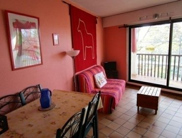 Apartments Rental Apartment hegoa - Ciboure, studio flat, 3 persons