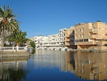 Апартаменты Rental Apartment Port Mistral - Empuriabrava, 1 bedroom, 3 persons