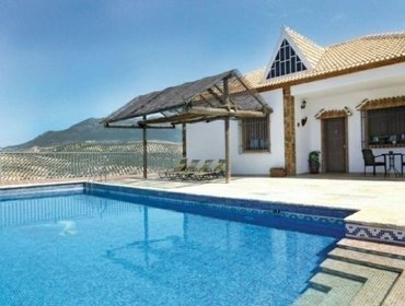 Апартаменты Rental Villa Iznajar - Iznajar, 4 bedrooms, 8 persons