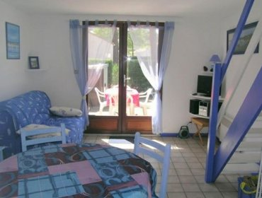 Апартаменты Rental Villa LE HAMEAU DE TALARIS - La Palmyre, 2 bedrooms, 6 persons