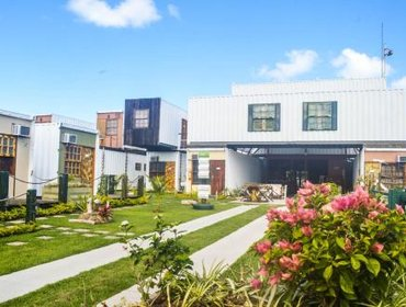 Хостел Hostel Container Cabo Frio
