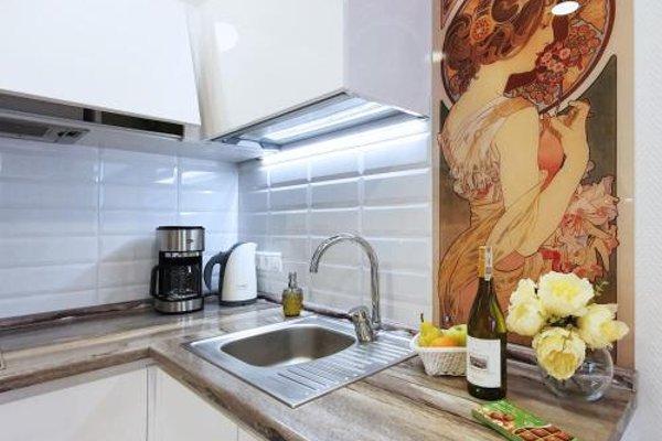 Апартаменты Alt Platz Rauschen - 11