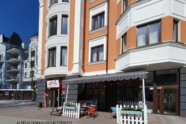 Апартаменты Alt Platz Rauschen - 23