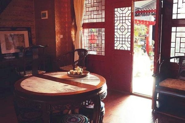 Templeside Deluxe Hutong House - фото 13
