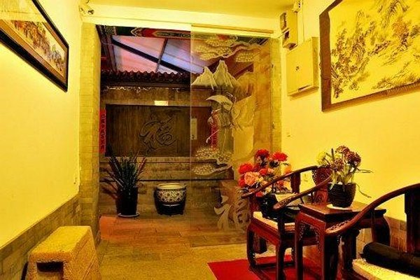 Templeside Deluxe Hutong House - 18