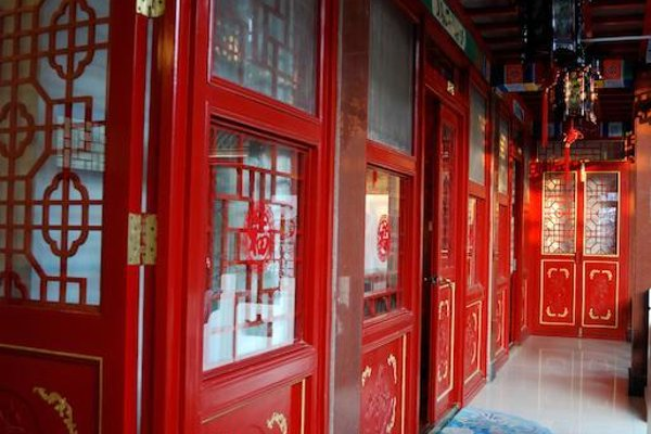 Templeside Deluxe Hutong House - фото 21