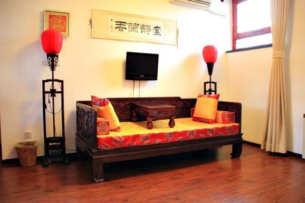 Templeside Deluxe Hutong House - 4