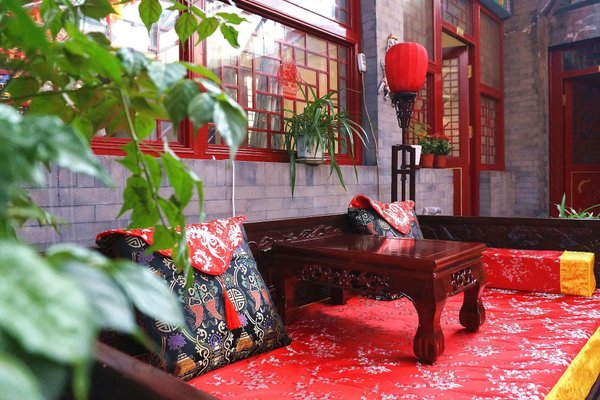 Templeside Deluxe Hutong House - фото 8