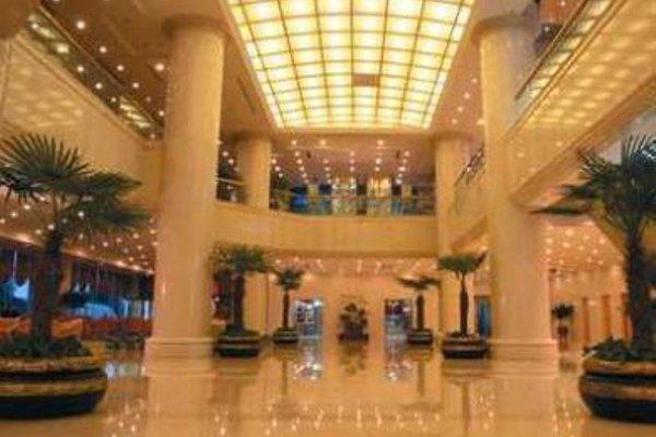 Jin Jiang Fuyuan Hotel - фото 12