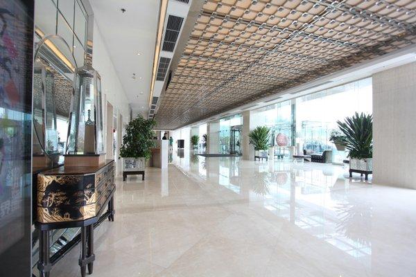 Jin Jiang Fuyuan Hotel - фото 14