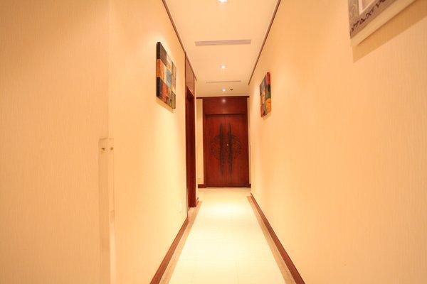Jin Jiang Fuyuan Hotel - фото 15