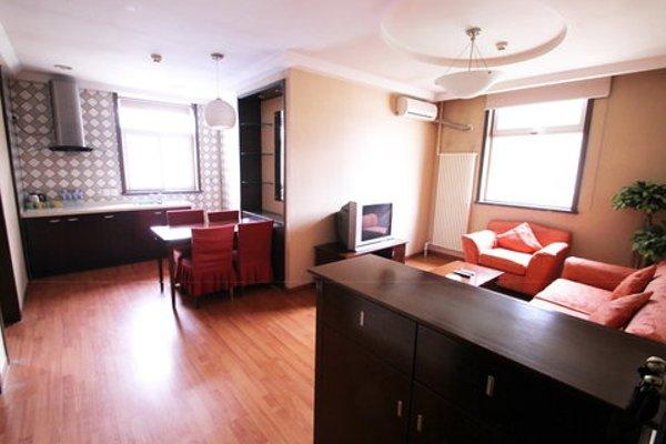 Beijing Zhong An Hotel - фото 5