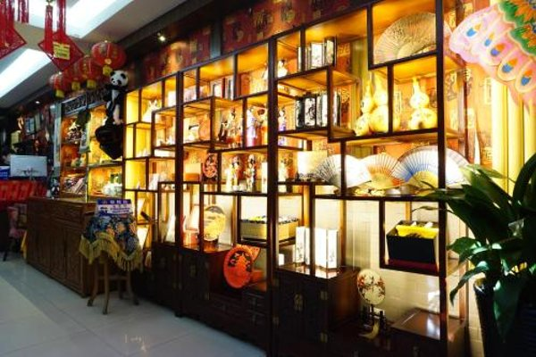 Beijing Double Happiness Courtyard Hotel - фото 11