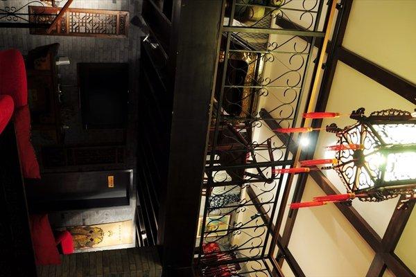 Beijing Double Happiness Courtyard Hotel - фото 16