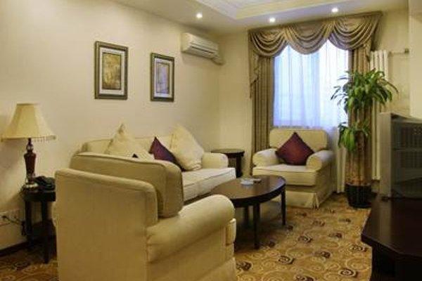 Beijing Zhong An Inn Andingmen Hotel - 9