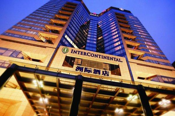 InterContinental Beijing Financial Street - фото 23