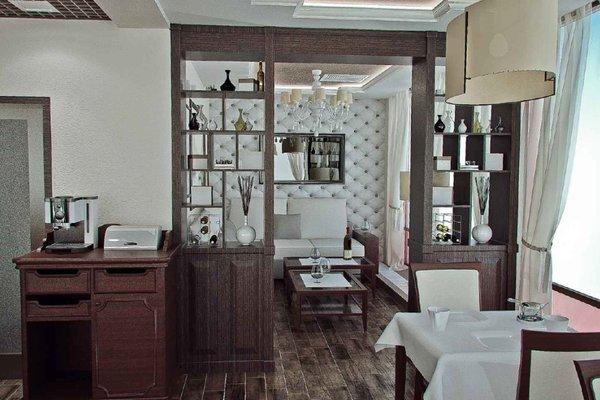 Отель Овертайм - фото 14