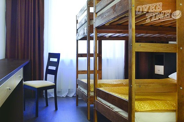 Отель Овертайм - фото 4