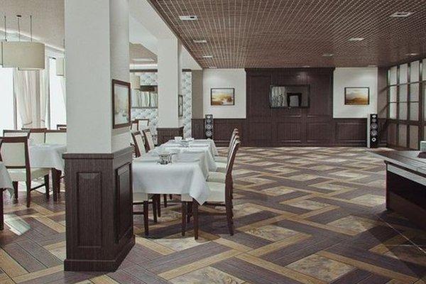 Отель Овертайм - фото 8