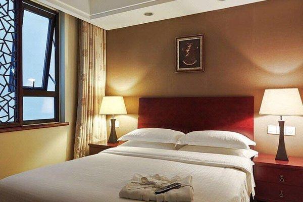 Tianan Rega Hotel - фото 28