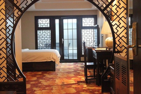 Tianan Rega Hotel - фото 13