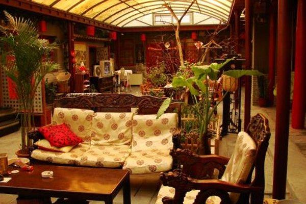 Beijing Yue Bin Ge Courtyard Hotel - 6
