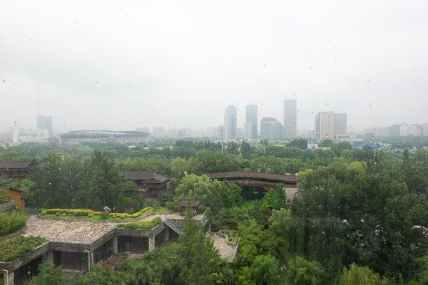 Holiday Inn Express Beijing Minzuyuan - фото 23