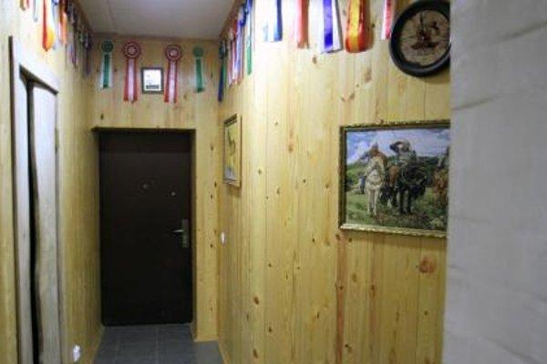 Мини-гостиница «Первая Лошадь» - 17