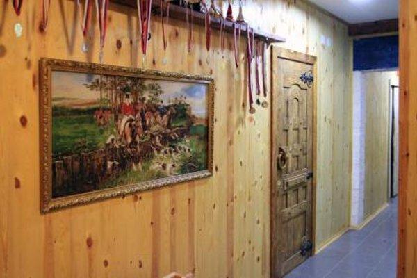 Мини-гостиница «Первая Лошадь» - 18