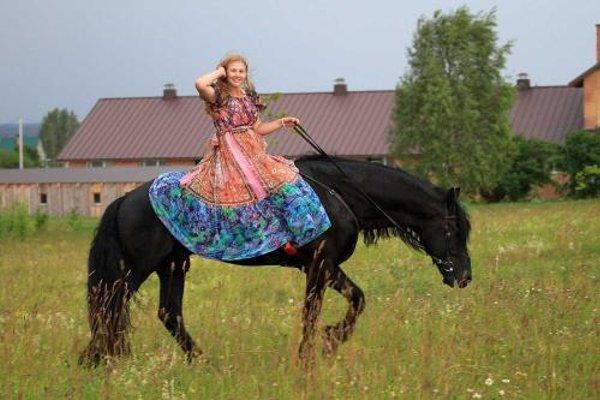 Мини-гостиница «Первая Лошадь» - 23