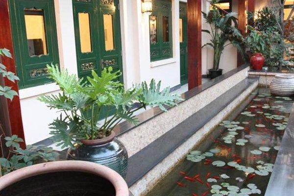 Jingshan Garden Hotel Beijing - фото 15