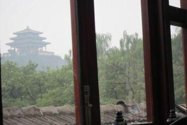 Jingshan Garden Hotel Beijing - фото 17