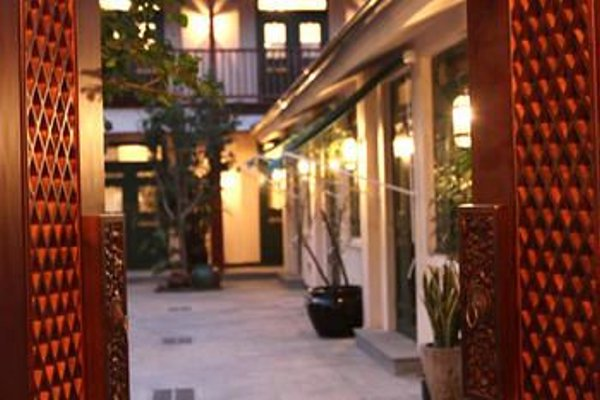 Jingshan Garden Hotel Beijing - фото 18