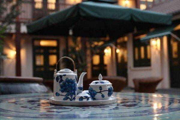Jingshan Garden Hotel Beijing - фото 20