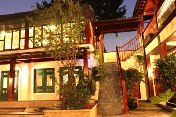 Jingshan Garden Hotel Beijing - фото 22
