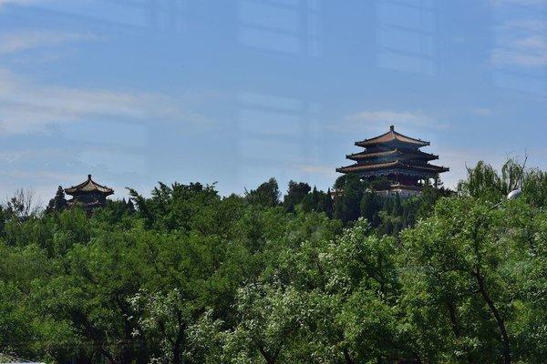 Jingshan Garden Hotel Beijing - фото 23