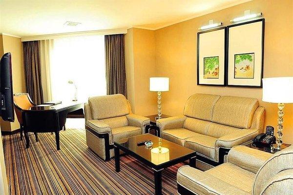 Jinma Hotel Beijing - 8
