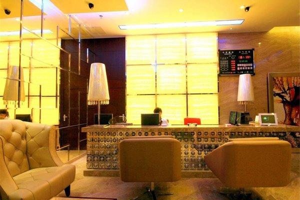 City Star Hotel - фото 12