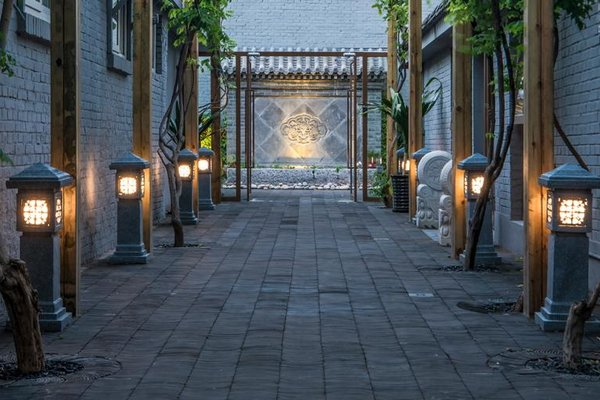 Beijing 161 Beihai Courtyard Hotel - фото 23