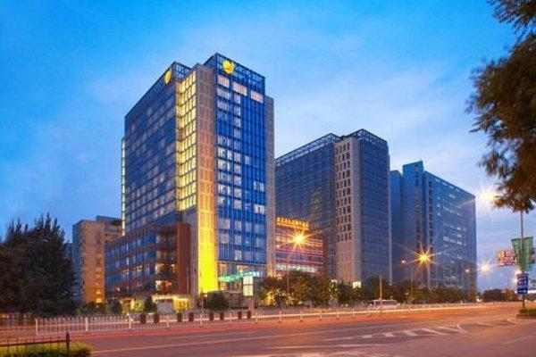 New Century Grand Hotel Beijing - 22
