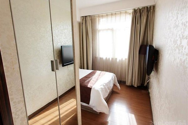 JI Hotel Chaoyangmen Beijing - фото 6