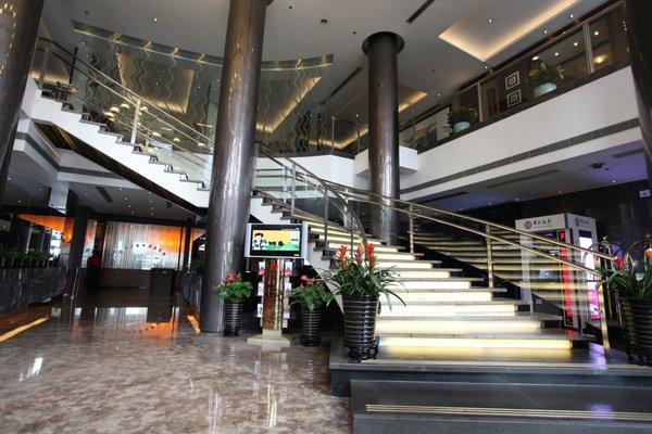 Jing Lun Hotel - фото 6