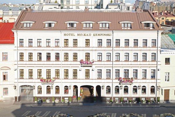 Отель Кемпински Мойка 22 - 20