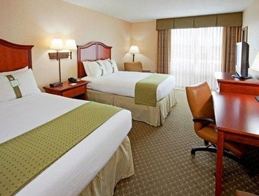 Апартаменты Holiday Inn & Suites Tupelo North