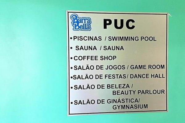 Apartamento Barra Pe na Areia - 19