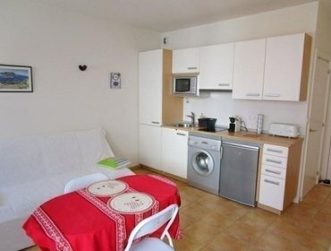 Апартаменты Rental Apartment Berri - Hendaye, studio flat, 2 persons